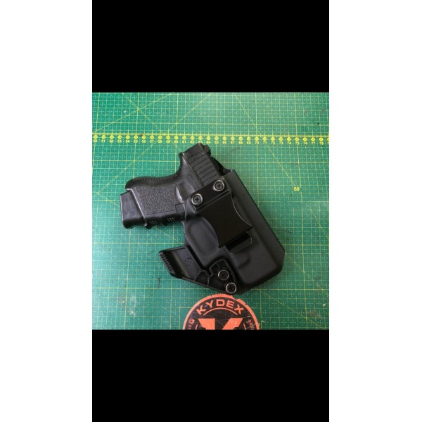 Coldre Glock G/26/27/28 com Claw