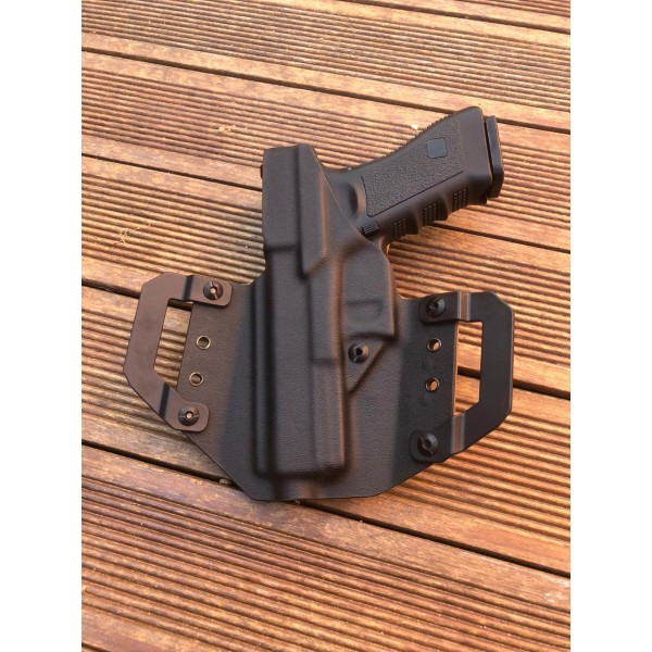 Coldre OWB Coyote Brown Glock G17/22 Destro