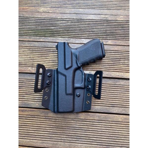 Coldre Kydex Externo(OWB) Glock G25 /G23/G19/19x